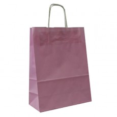 Small Carrier Bag (pink)