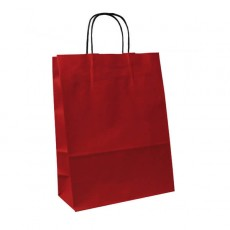 Small Carrier Bag (red)