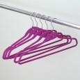 Pink Velvet Suit Hangers