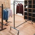 Bronx Heavy Duty Clothes Rail Portable