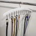 White Wooden Accessory Hanger