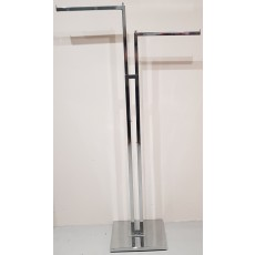 Feature Two Straight Arm Rail (chrome)