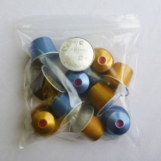 Resealable Bags (small) - 137mm x 137mm
