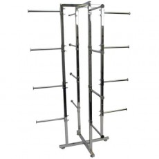 Accessory Stand (chrome)