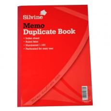 """Duplicate Memo Book (8.25"""" x 5"""")"""