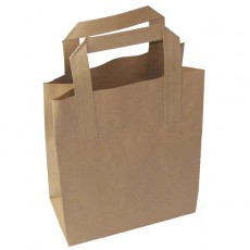 Small Brown Paper Bags With Handles