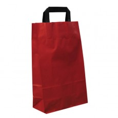 Medium Carrier Bag (red)