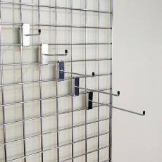 Gridwall Straight Hooks