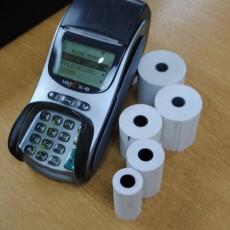 Thermal till rolls / PDQ rolls (57mm x 40mm)