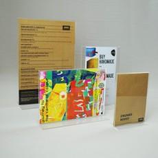 A4 Menu Vertical Card Holders